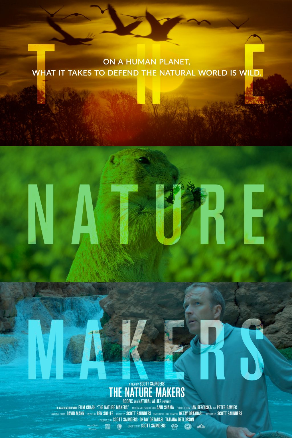 Poster - The Nature Makers